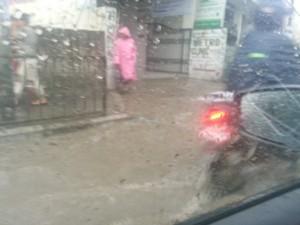Motorbike Rainwater